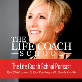 Aimée Gianni was featured on The Life Coach School podcast with Brooke Castillo. Click play to listen.